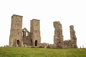 Reculver Towers, Kent, Uk