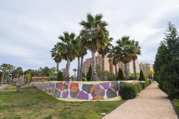 Parque de Marina Dor (Oropesa, Castellon - España)