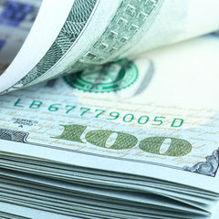 Bundle of dollars