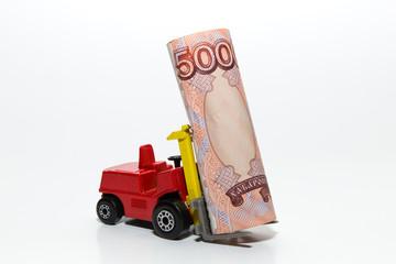 рубль, перемещение, трейдинг