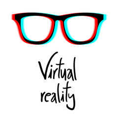 virtual reality message