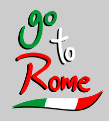 Go to Rome
