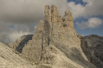 Dolomiti - the Vajolet towers