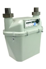 New Outdoor Gas Meter