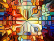 Dreaming of Stained Glass - 78183482