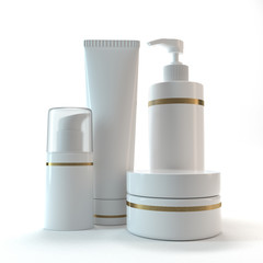 Cosmetic tubes