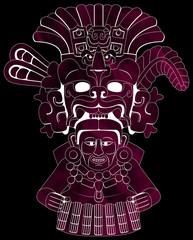 Maya - Yum Kaax 2 - Pink & Black