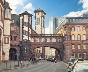 Frankfurt am Main old town