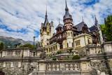 Peles Castle - Sinaia, Romania, Transylvania