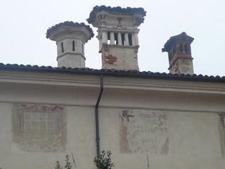 St Peter church in Cherasco
