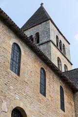 Tower of Saint-Léon-sur-Vezere's Church