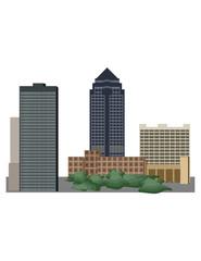 highrise building