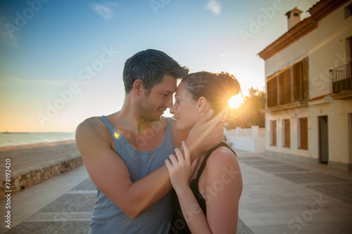canvas print picture summer love