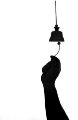 hand ringing bell