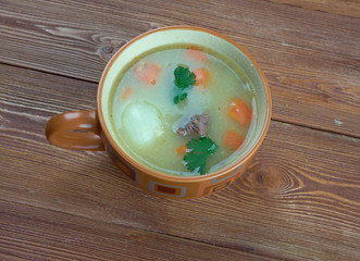 Dutch Pea Soup - Snert