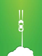 Car minimalist poster