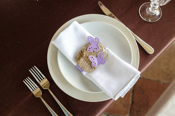 napkin decoration
