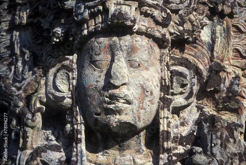 Fotobehang Centraal-Amerika Landen LATIN AMERICA HONDURAS COPAN