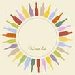 Wine list - giro bottiglie
