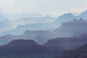 Symmetry of Grand Canyon