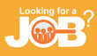 Job search - human resource concept