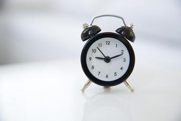 Classic style alarm clock
