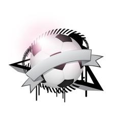 vector soccer concept design