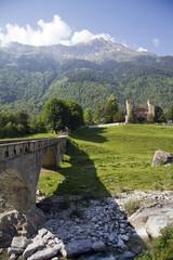 Castelmur, Ponte della Baronessa