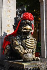 Pixiu, Chinese lucky animal mascot