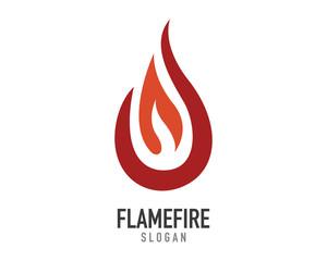 Flame Logo8