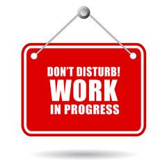 Work in progress, do not disturb