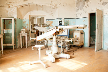 Old operating room