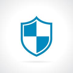 Shield security icon