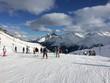 Viele Skifahrer