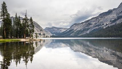 Tioga Lake Yosemite National Park California US