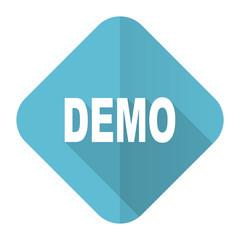 demo flat icon