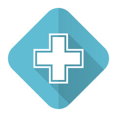 pharmacy flat icon