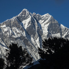 view of the Lhotse