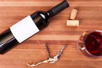 Wine in details.