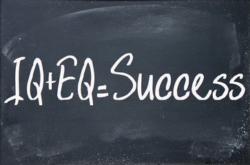 success formula on blackboard