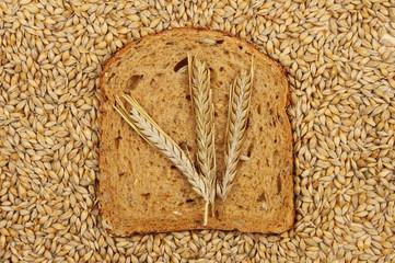 Barley and bread