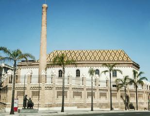 Cadiz baths, Downtown. Spain, Andalusia