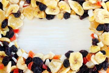 Mix esotico di frutta candita