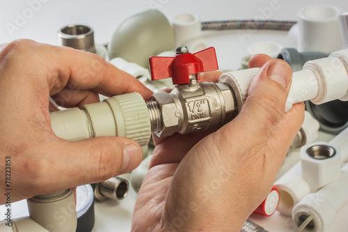Plumbing fixtures - 78223853