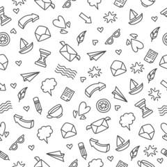 Pattern Mail