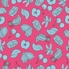 Pattern Fruits