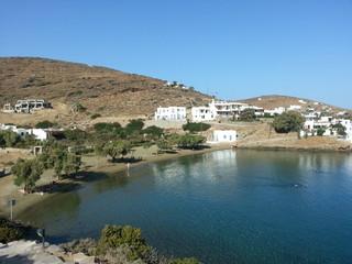Beach in Sifnos Island, Greece