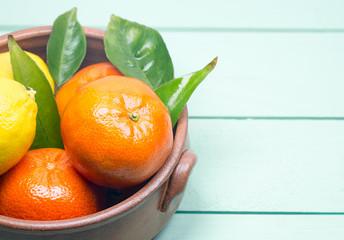 Mandalina Limon