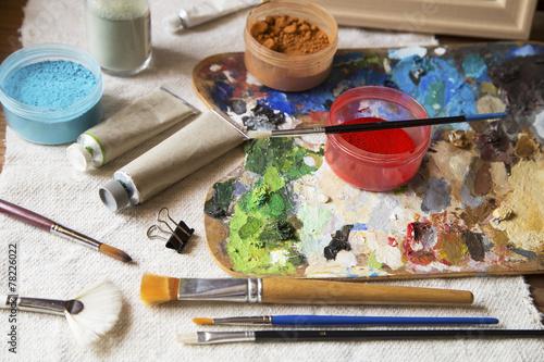 Painting equipments - 78226022