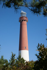 Barnaget Lighthouse in New Jersey